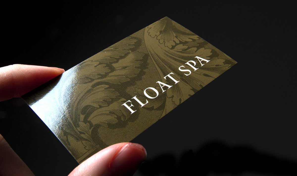 Business Card Gloss Laminated images